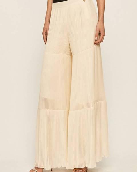 Béžové kalhoty TWINSET