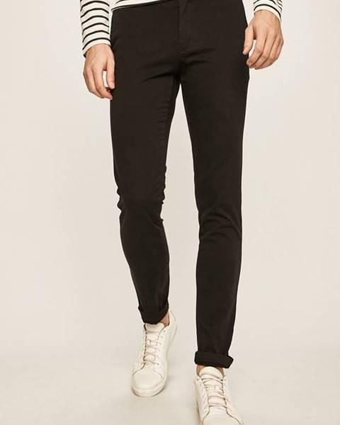 Černé kalhoty tommy hilfiger