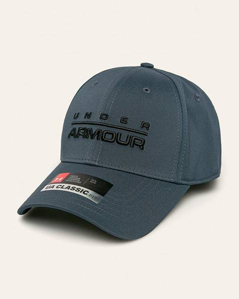 Modrá čepice under armour