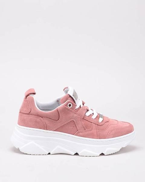 Růžové boty GOE