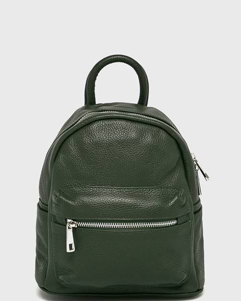 Zelený batoh ANSWEAR