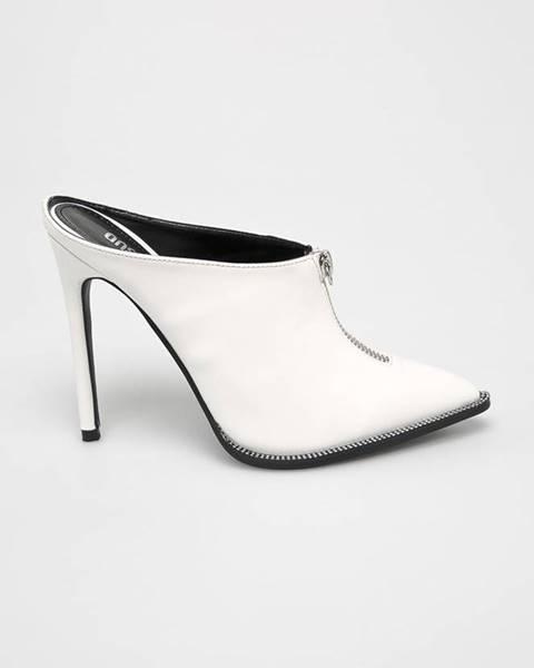Bílé boty ANSWEAR
