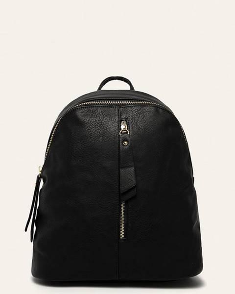 Černý batoh ANSWEAR
