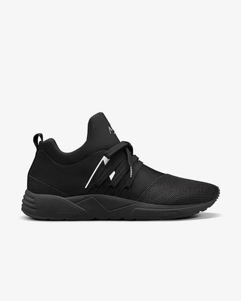 Černé boty Arkk Copenhagen