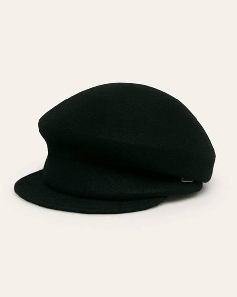 Černá čepice Barts