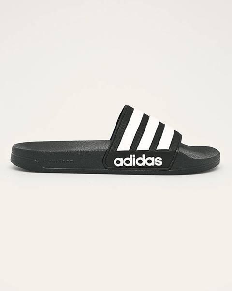 Černé boty adidas performance