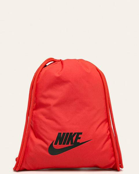 Červený batoh Nike Sportswear