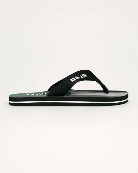 Černé boty Big Star