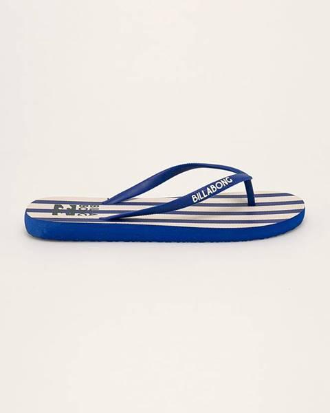 Modré boty Billabong
