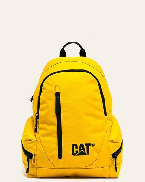 Žlutý batoh Caterpillar