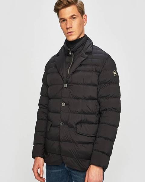 Černá bunda Colmar