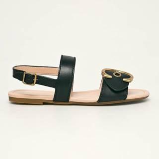 Coach - Kožené sandály