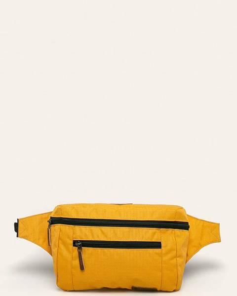 Žlutá ledvinka columbia
