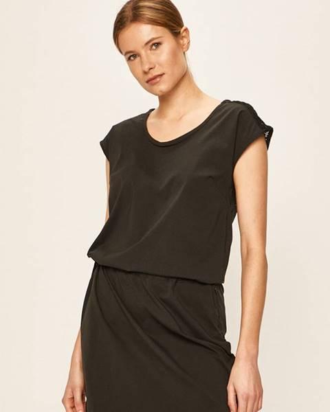 Černé šaty columbia