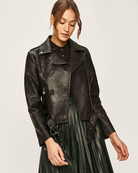 Černá bunda desigual