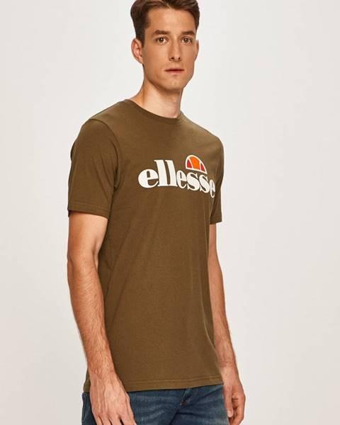 Zelené tričko Ellesse