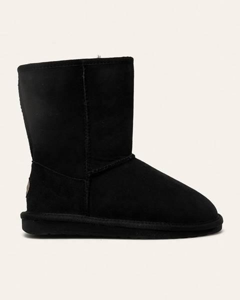 Černé boty Emu Australia