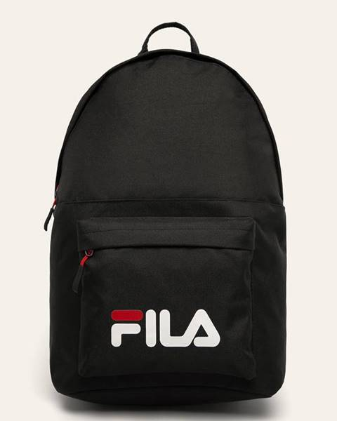 Černý batoh fila