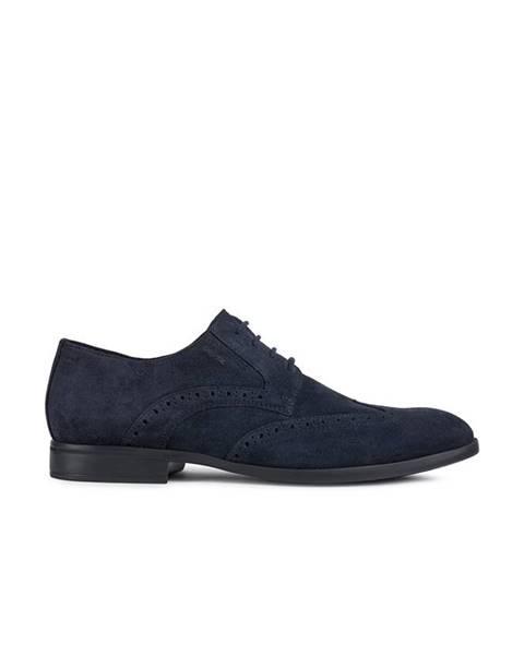 Modré boty geox