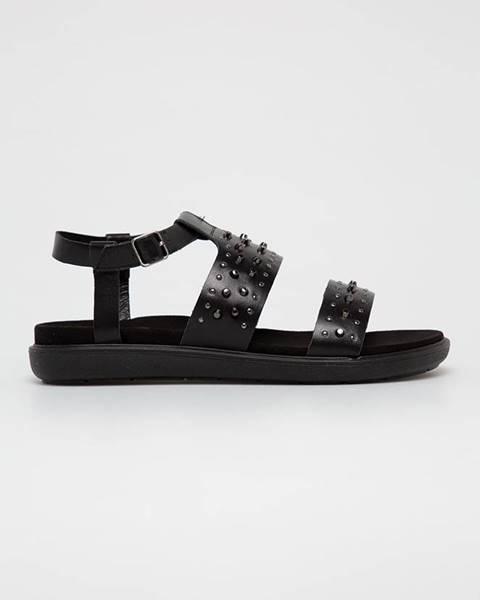 Černé boty Gino Rossi
