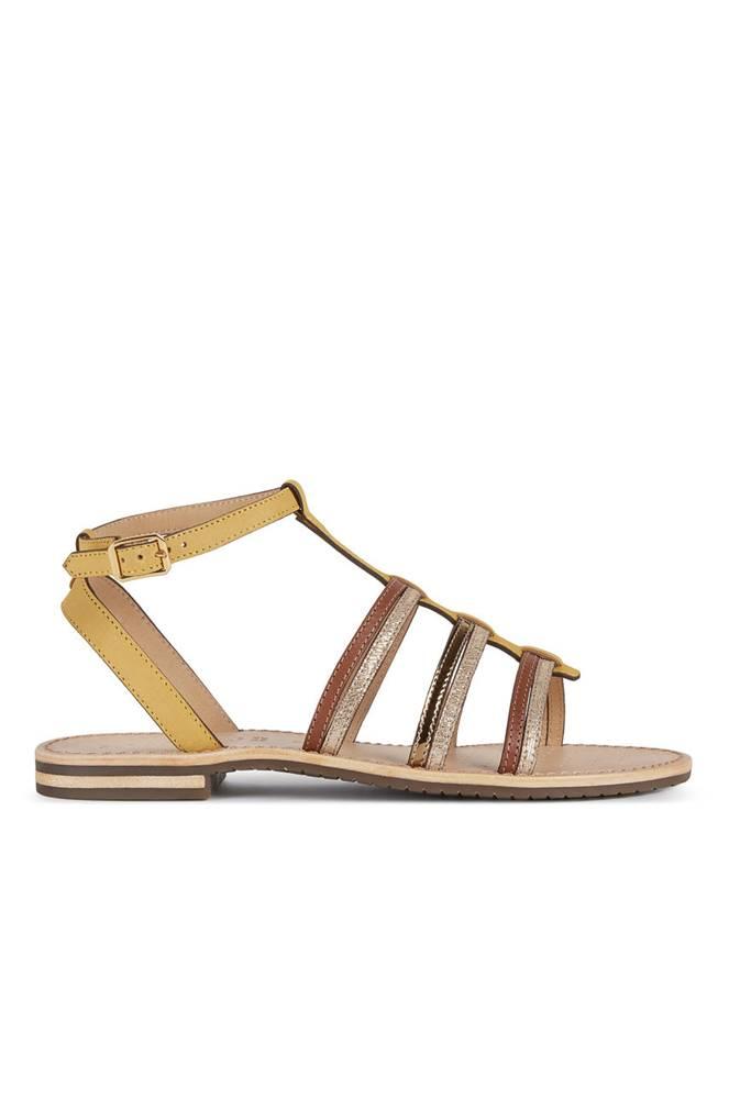 geox Geox - Kožené sandály