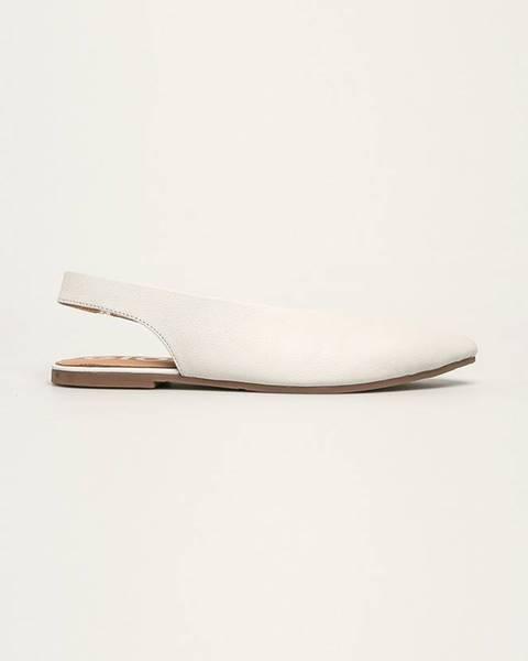 Bílé baleríny Gioseppo
