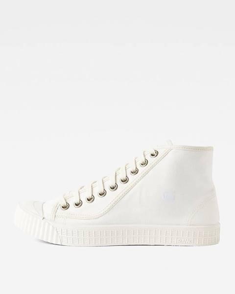 Bílé boty G-Star RAW