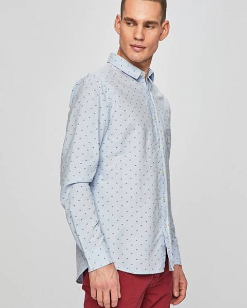 Modrá košile Haily's Men
