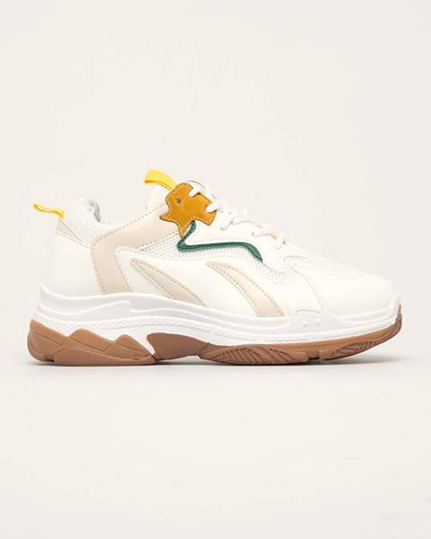 Bílé boty Haily's