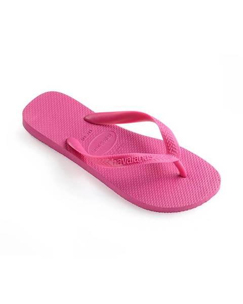Růžové boty havaianas