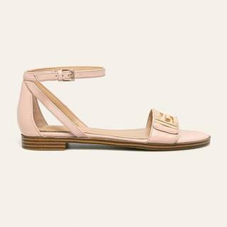 Guess Jeans - Kožené sandály