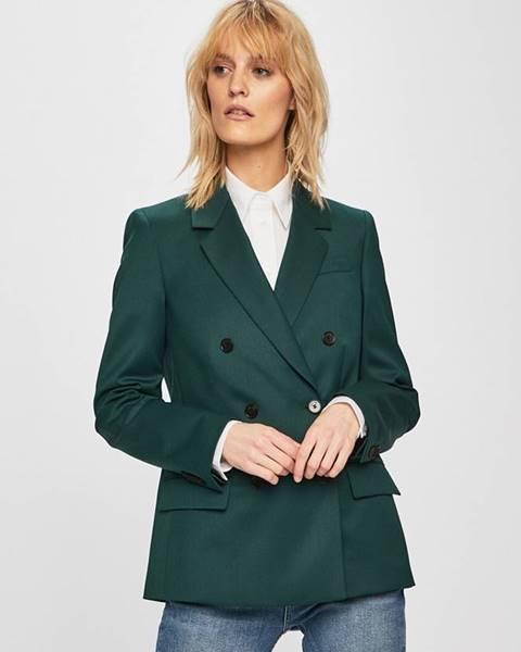 Zelené sako Calvin Klein