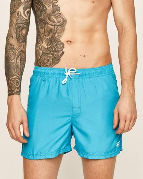 Modré plavky Henderson