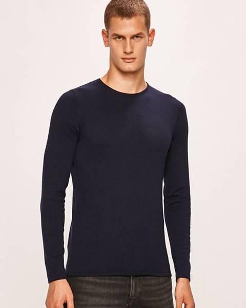Modrý svetr jack & jones