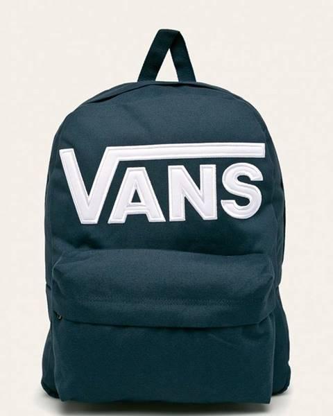 Modrý batoh vans