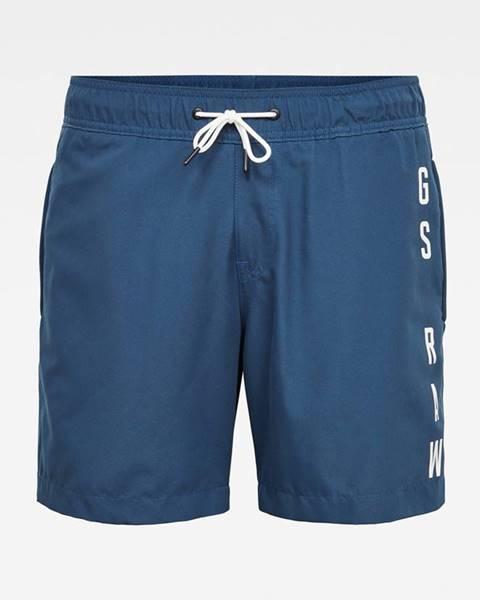 Modré plavky G-Star RAW