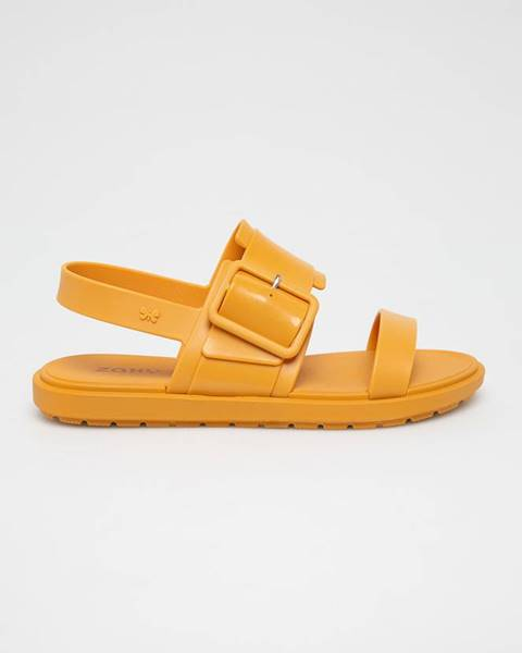Žluté boty zaxy