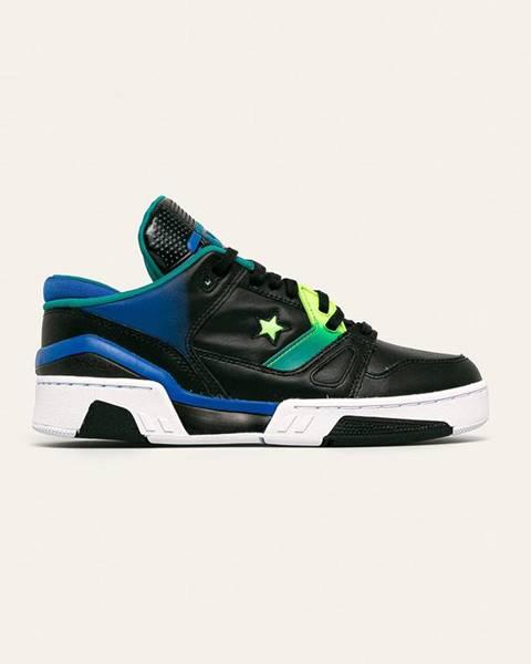 Černé boty converse