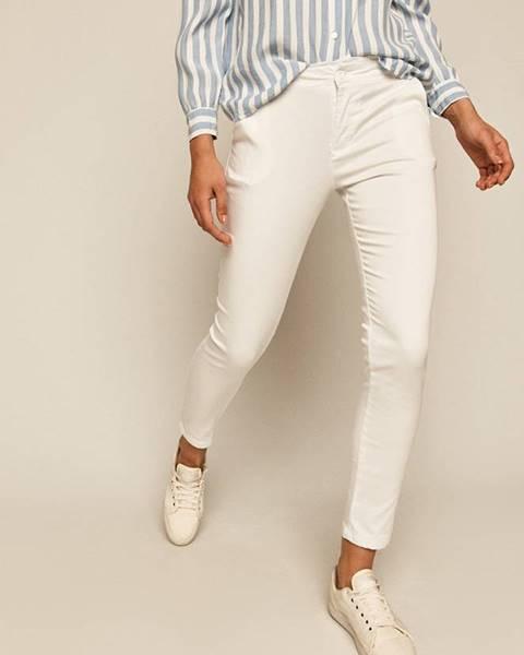 Bílé kalhoty MEDICINE
