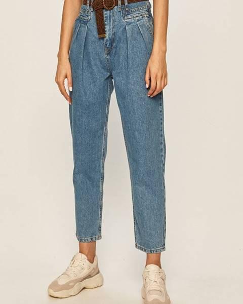 Modré kalhoty ANSWEAR