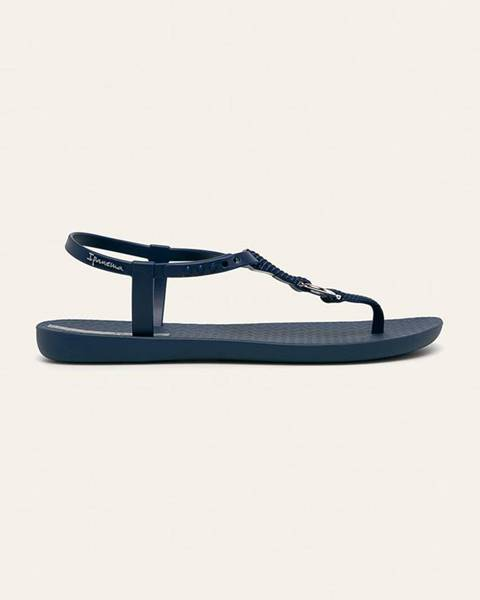 Modré boty ipanema
