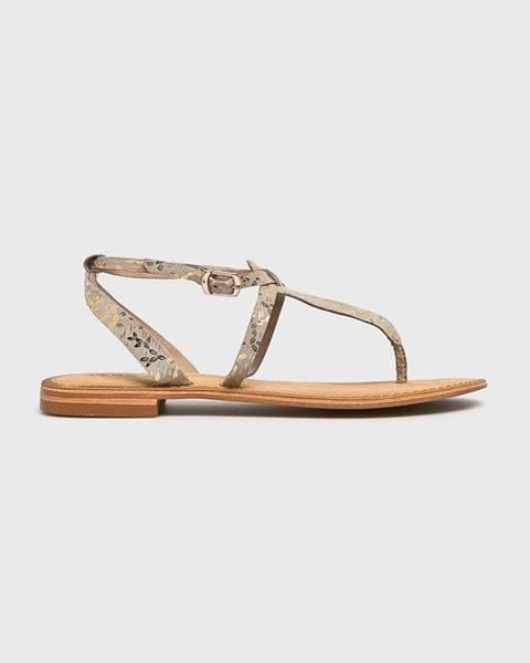 Zlaté boty vero moda
