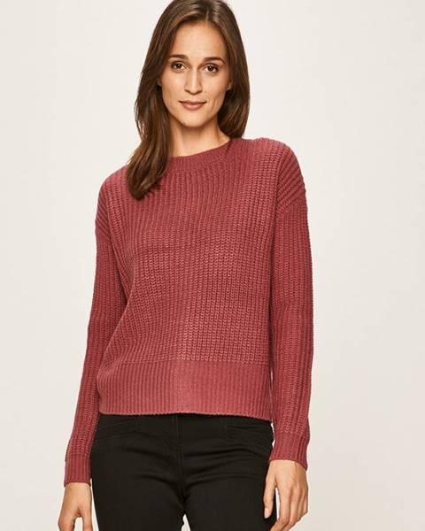 Růžový svetr vero moda