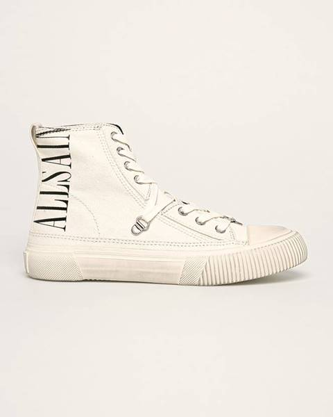 Bílé boty AllSaints