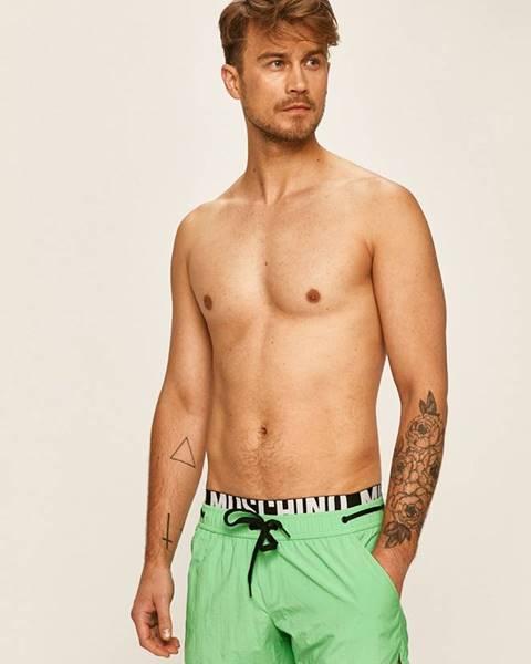 Plavky Moschino Underwear