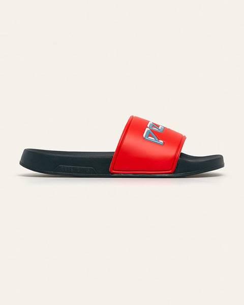 Červené boty pepe jeans