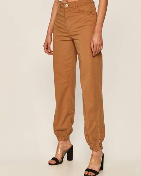 Béžové kalhoty Pinko
