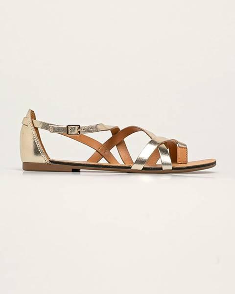 Zlaté boty vagabond