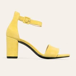 Vagabond - Kožené sandály Penny