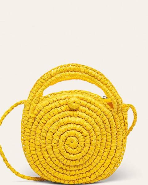 Žlutá kabelka ANSWEAR